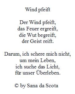 Wind pfeift