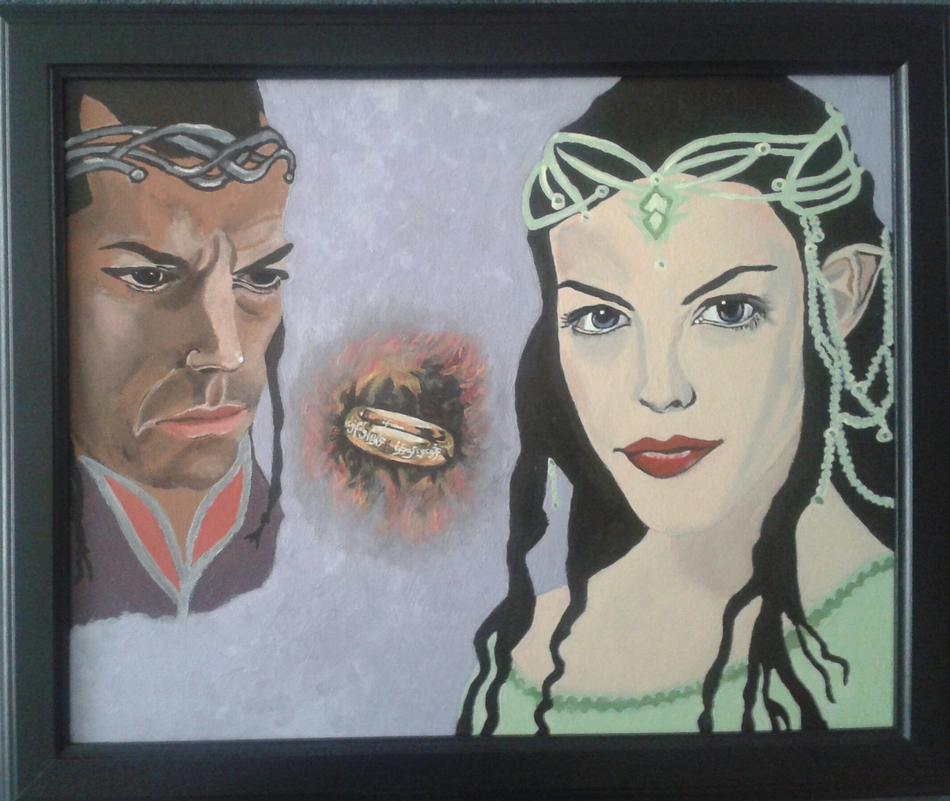#HerrderRinge #Arwen&Elrond
