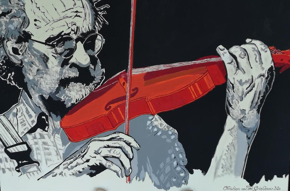 oldman violin