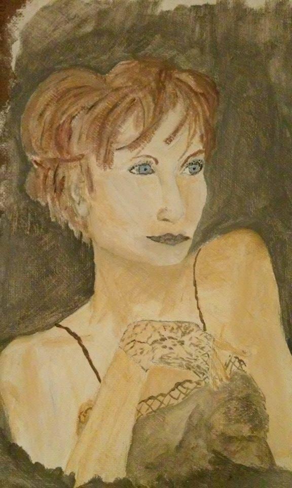 Frau woman zena