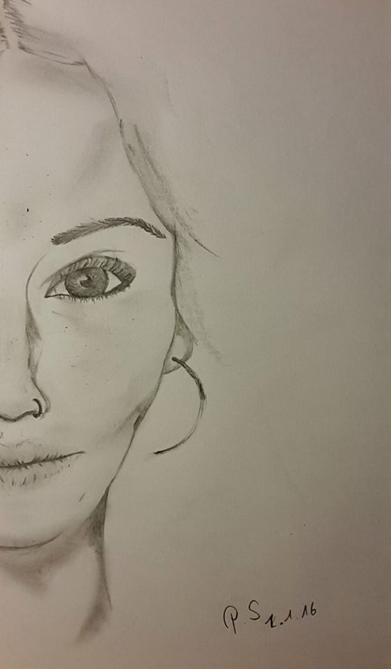 Geheimnissvolle Frau