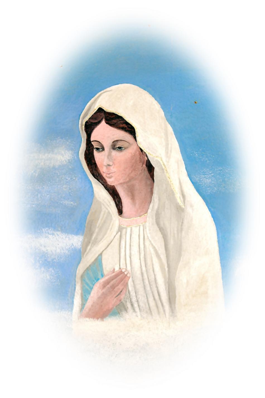 Heilige Mutter Maria