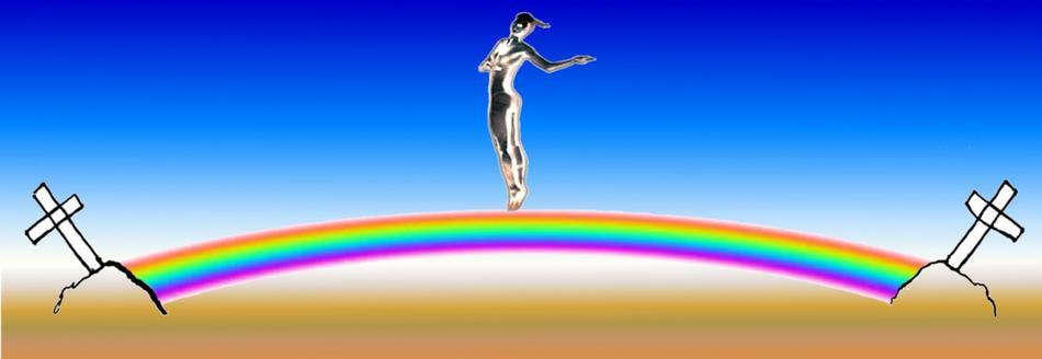 Tanz auf dem Regenbogen