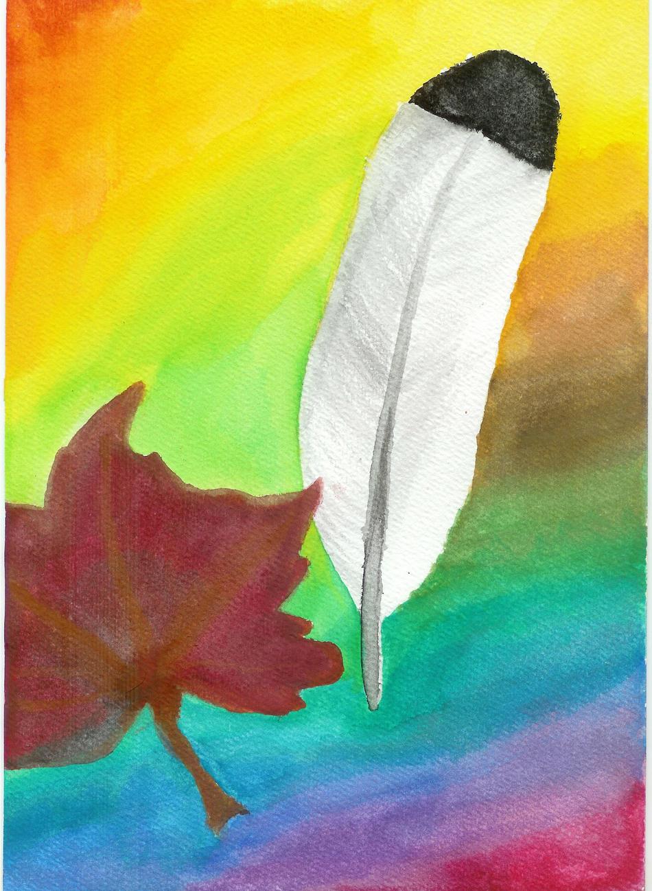 Farbenfroh
