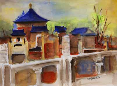 Himmelstempel China