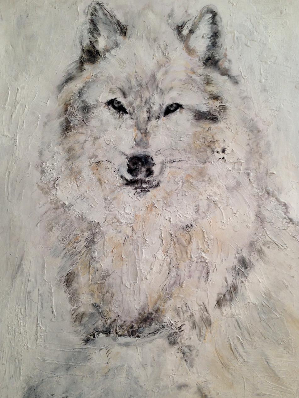Patryck's wolf