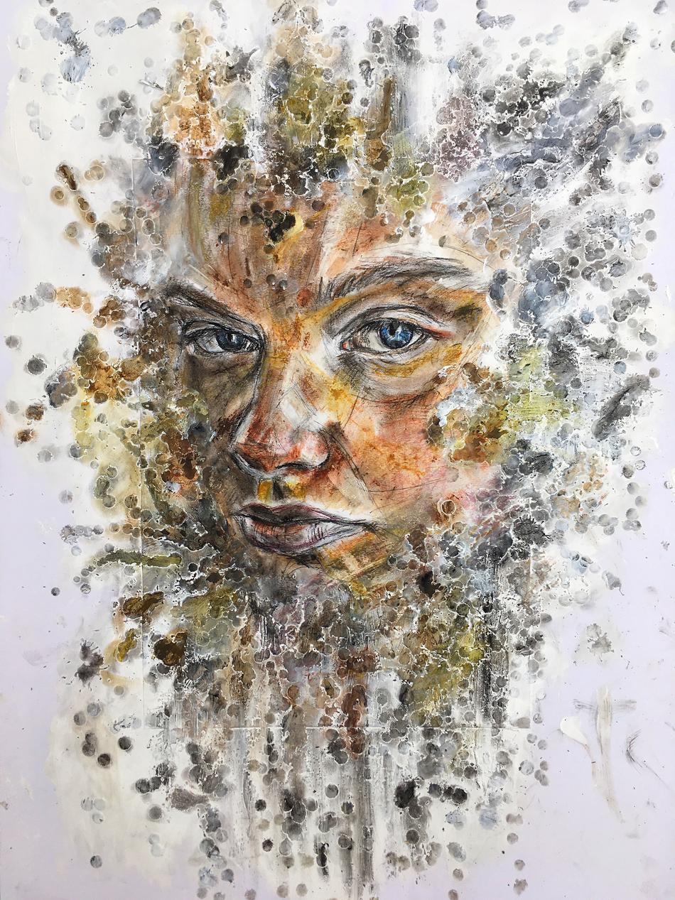 selfportrait II
