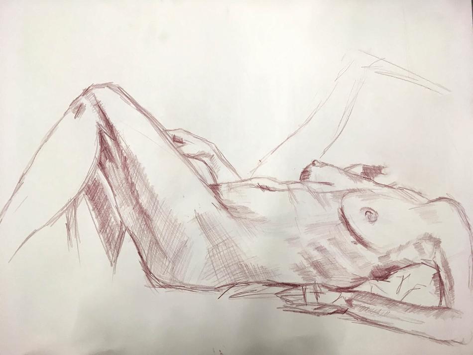 figure drawings II