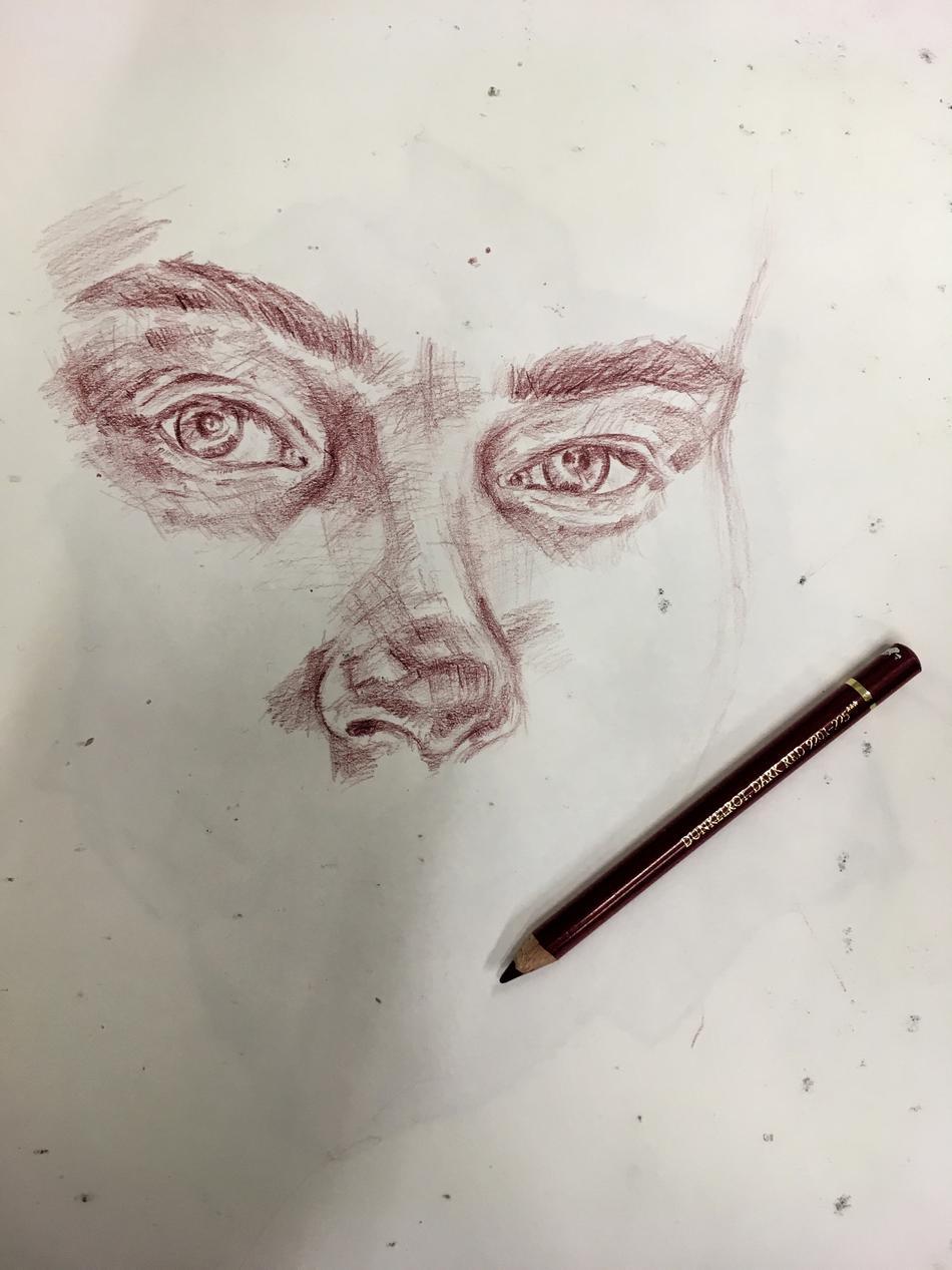 Selfportrait IV