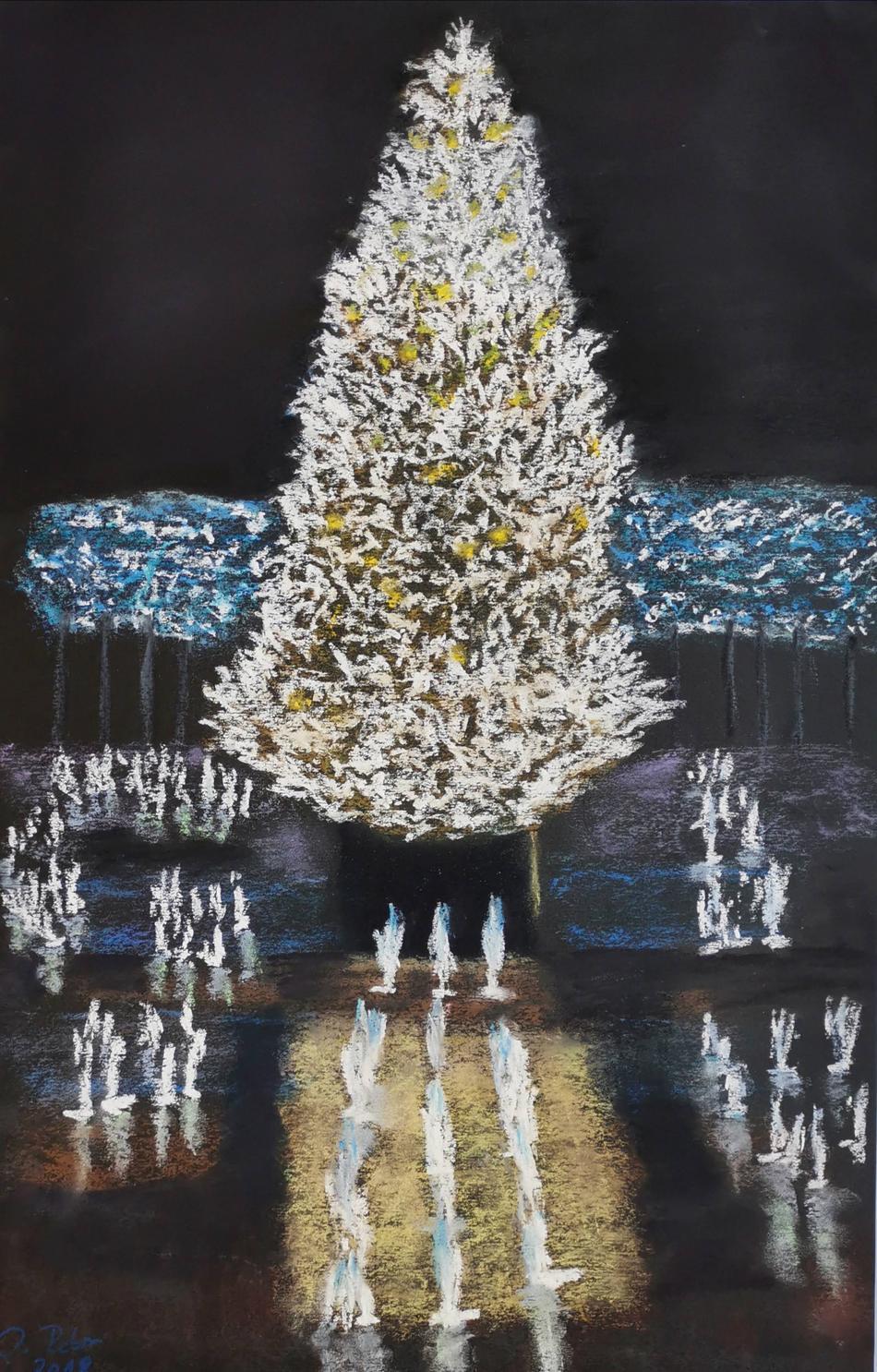 Weihnachtsbaum London