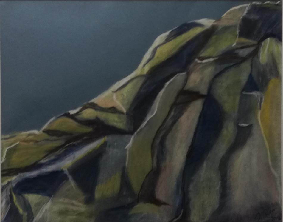 Berge abstrakt