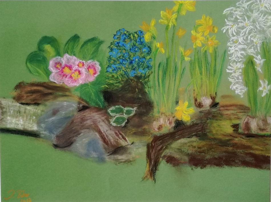 Frühlingsgärtchen