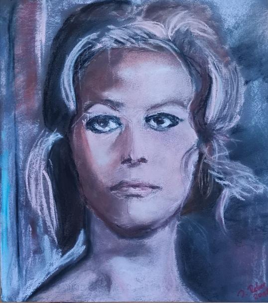 Portrait_Claudia Cardinale