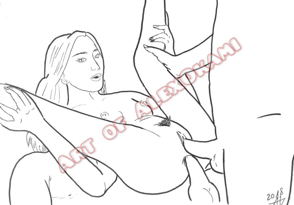 Nudeart Cartoon Sex I