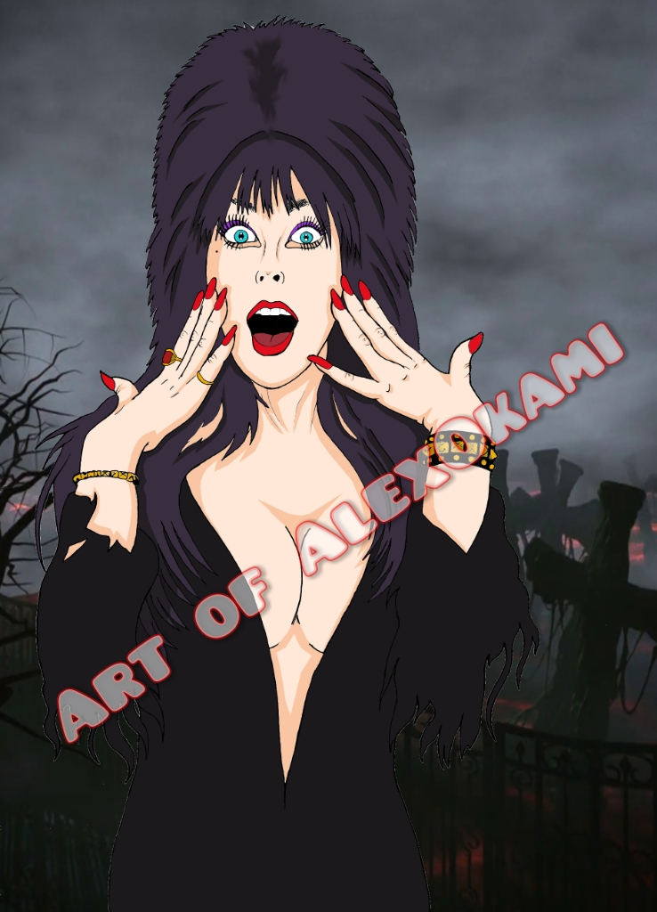 Mistress of the Dark: Elvira