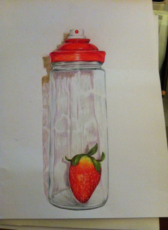 Strawberry Spray