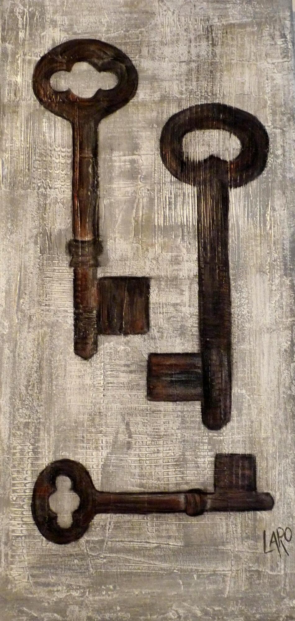 LaRo - Old Key