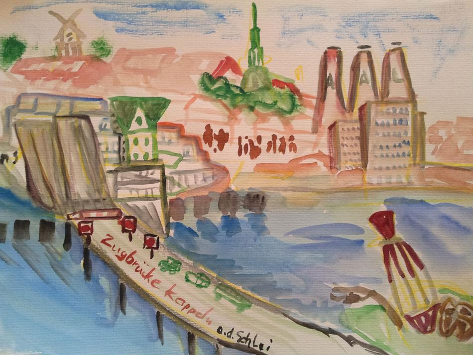 Zugbrücke Kappeln Schlei
