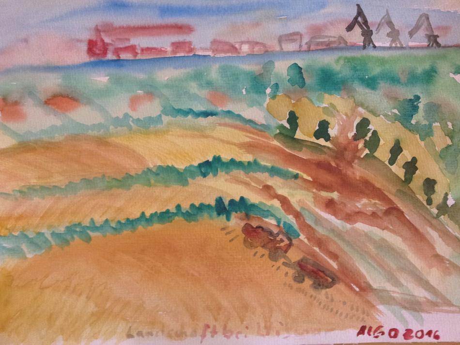 Gelände bei Wismar