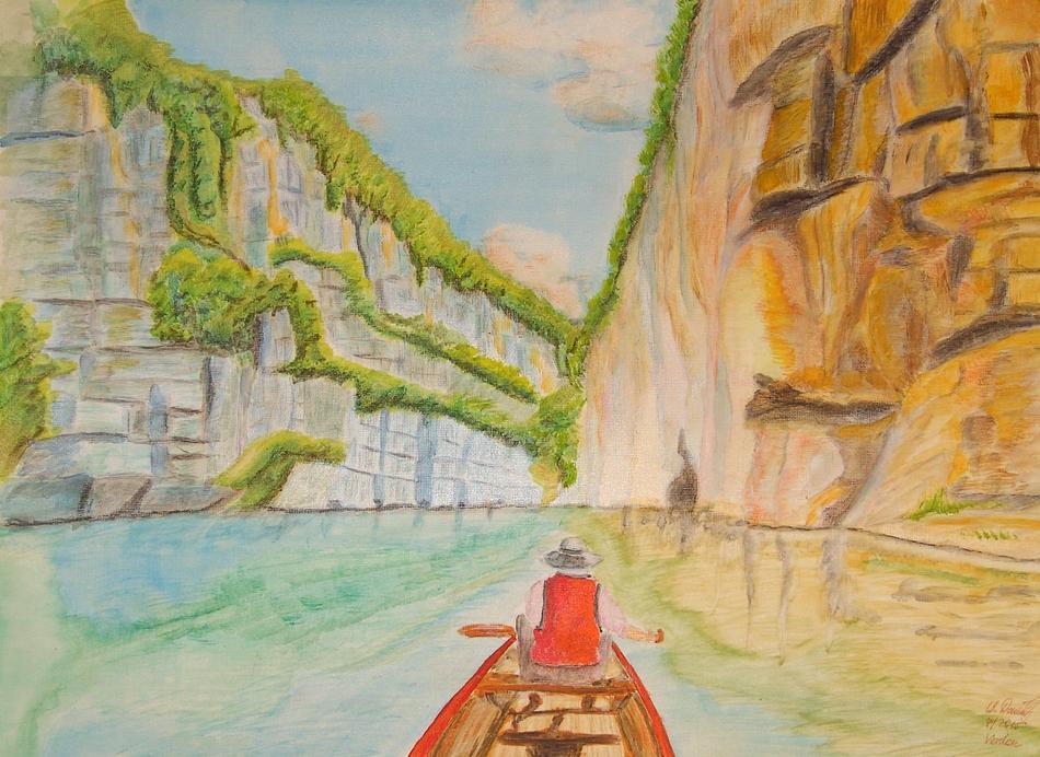 54-Gorges Du Verdon – Verdonschlucht