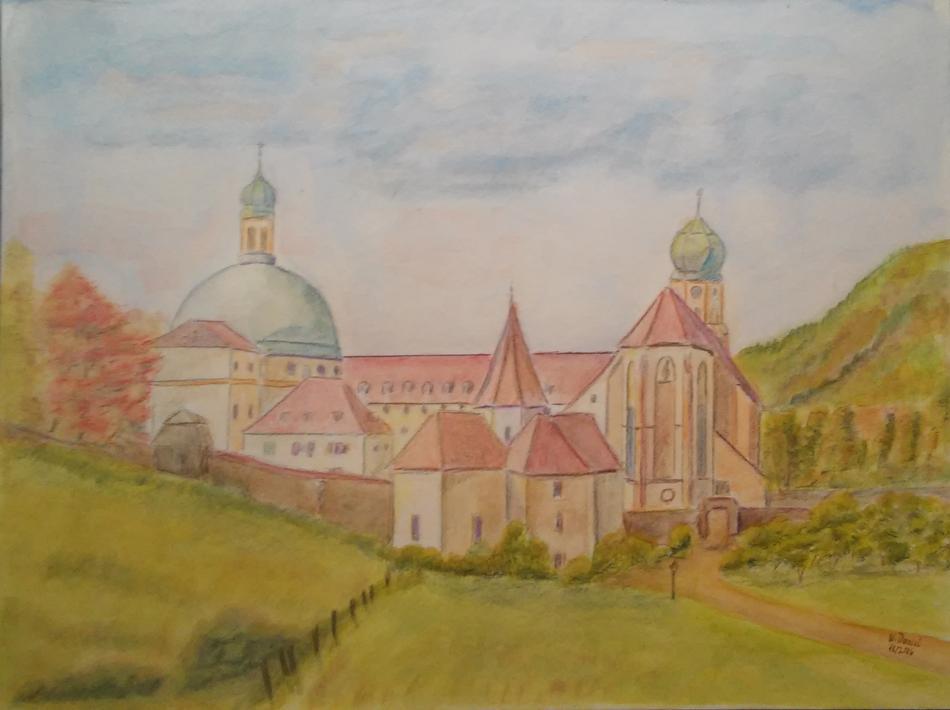 84-Kloster St. Trudpert,Münstertal