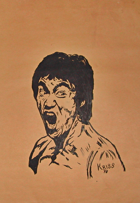 The Return Of The Dragon - Bruce Lee