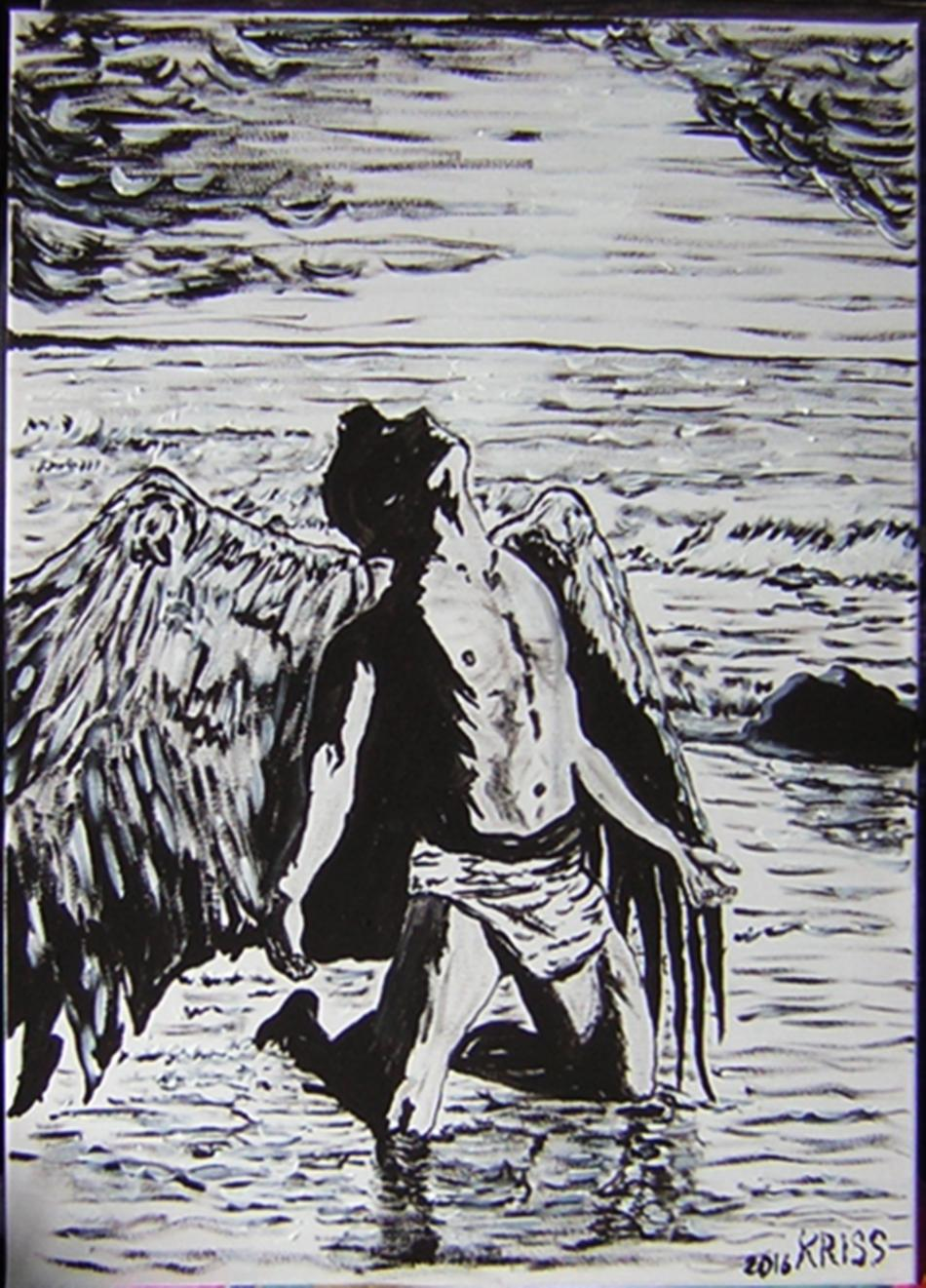 Fallen Angel (SOLD)