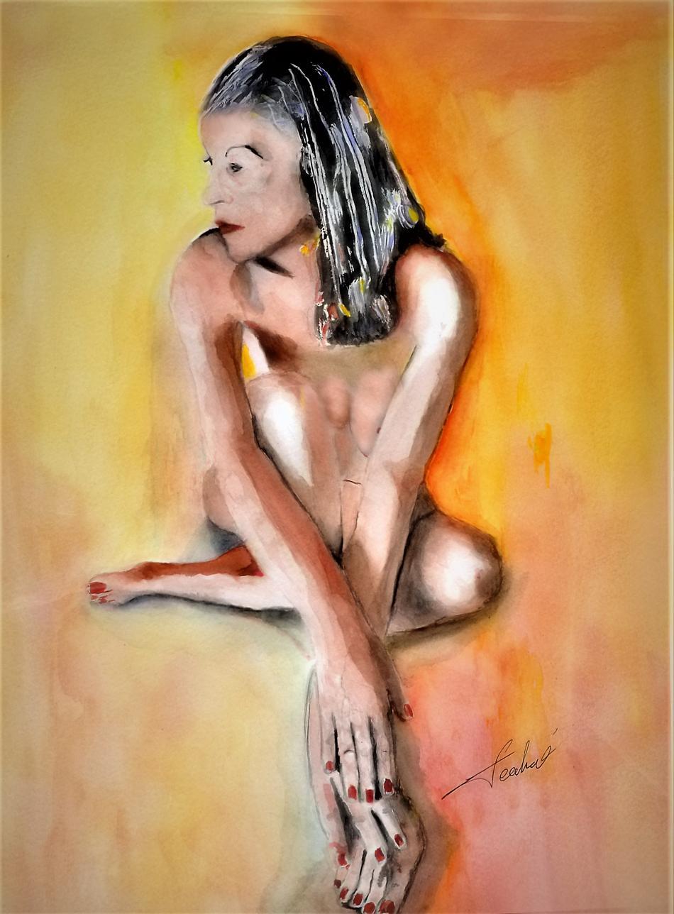 Sensual Nude Women