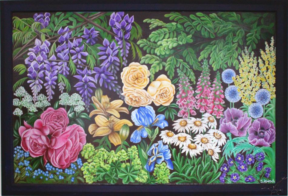 Blumen aus meinem Garten