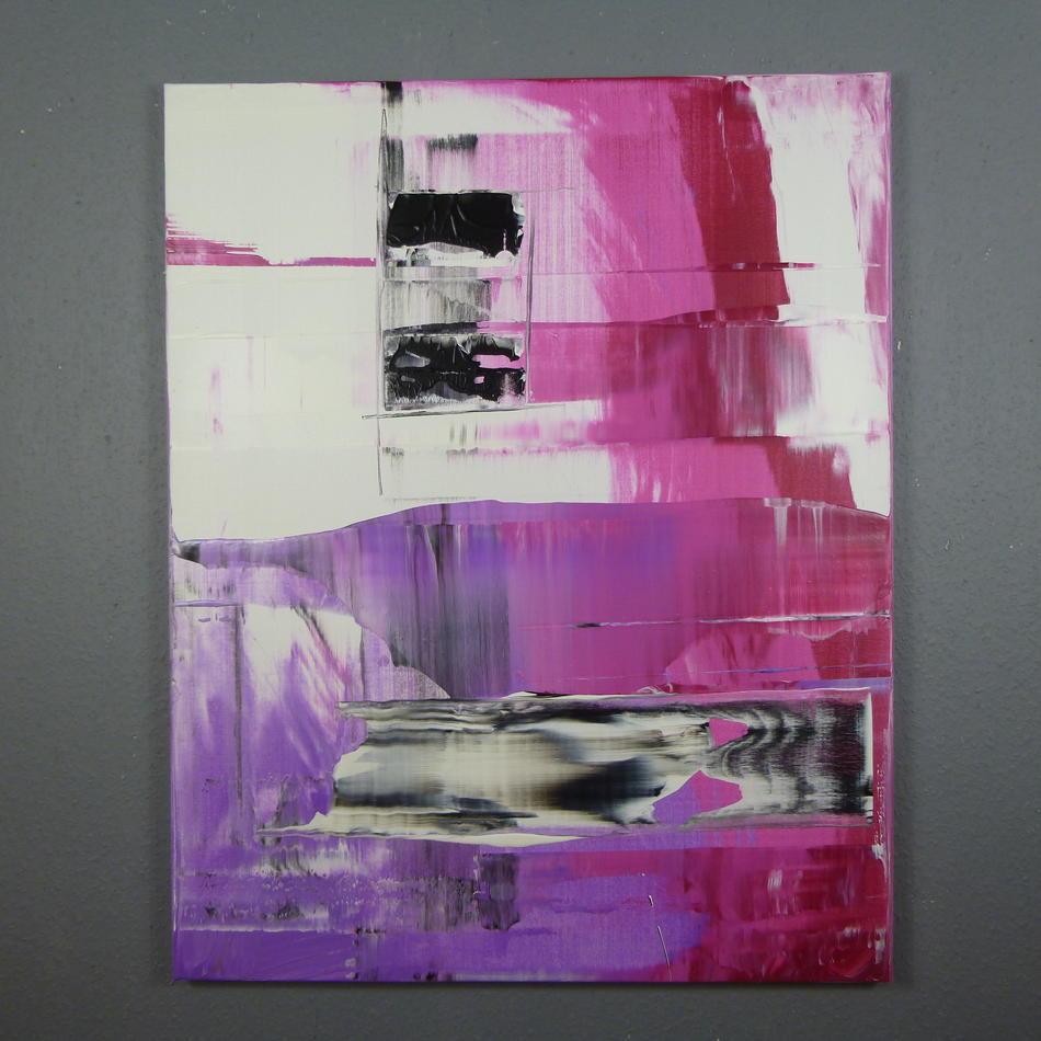 Abstrakte Kunst 80 x 100 (Gonzo V.)