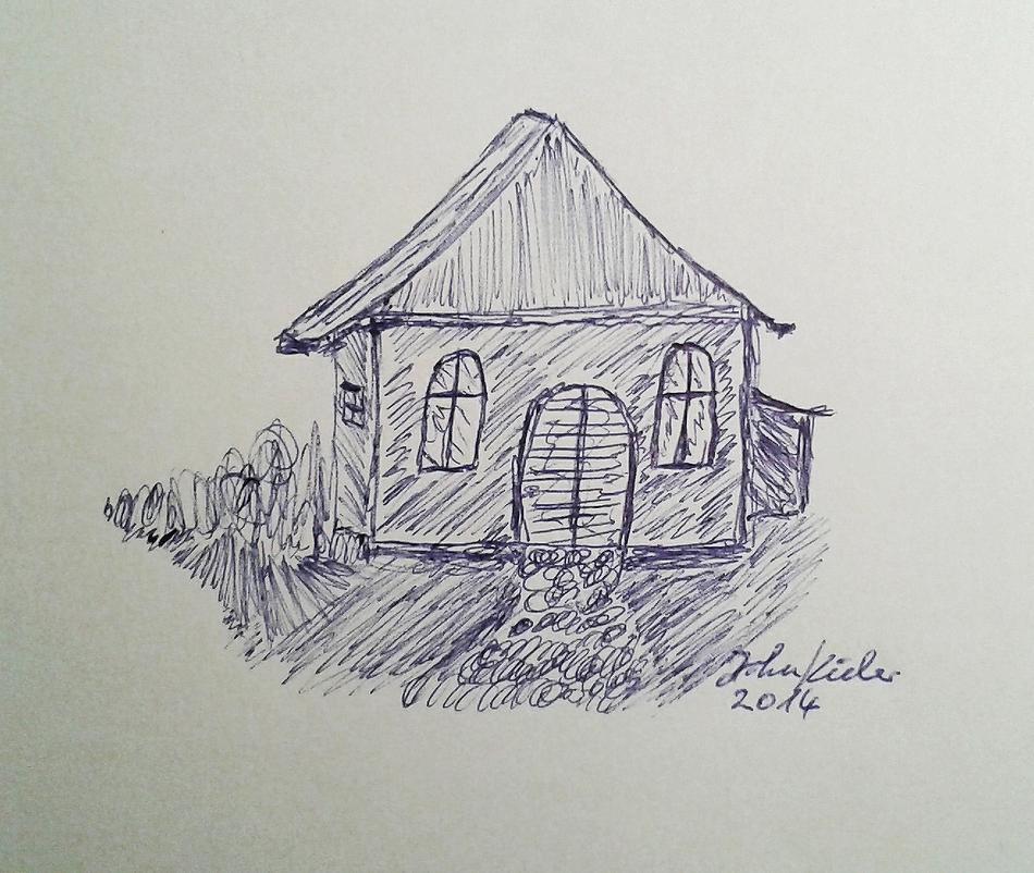 Cottage --- Ausschnitt