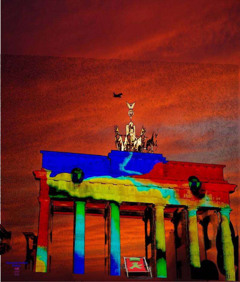 Nightflight to Berlin