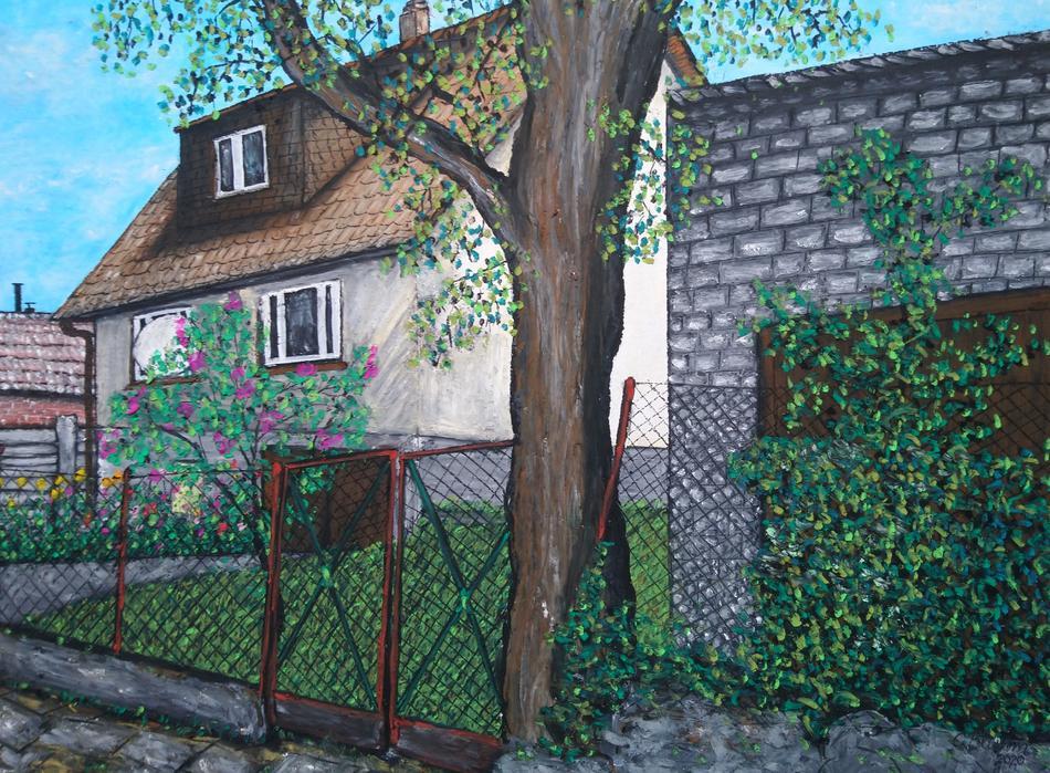 Haus in Polen2