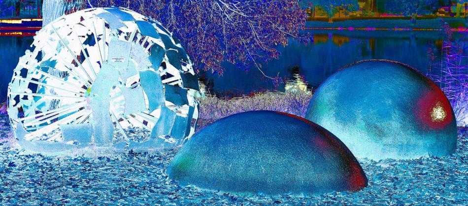 art sur le lac