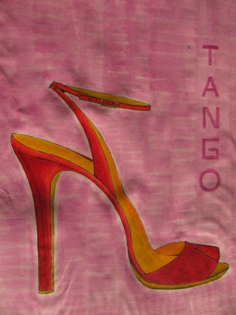 Tangoschuh