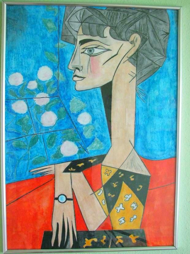 en honor de Pablo Picasso 1