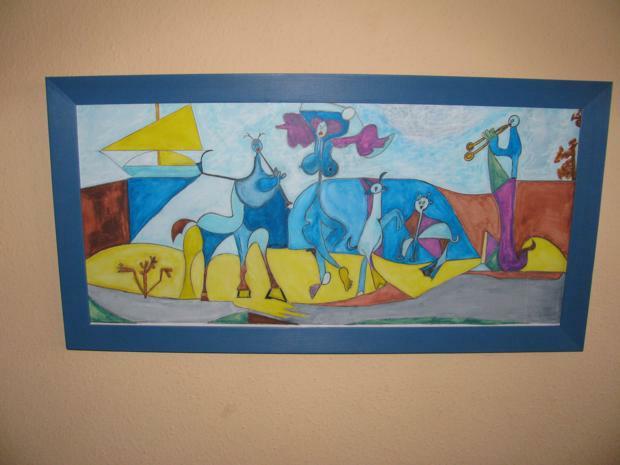 en honor de Pablo Picasso 2