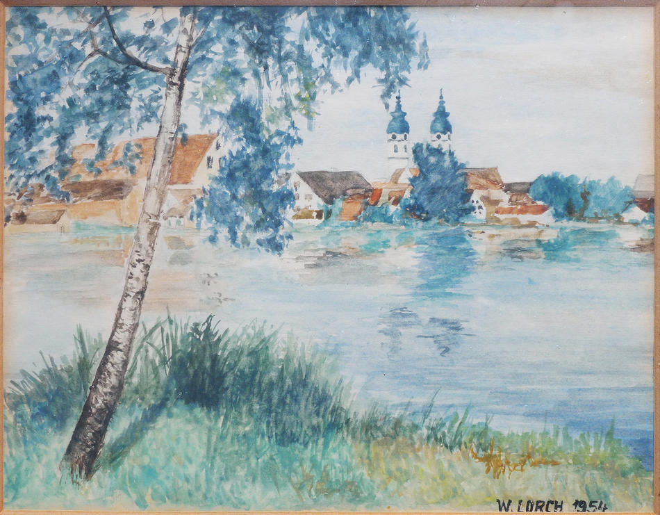 Dorf am See