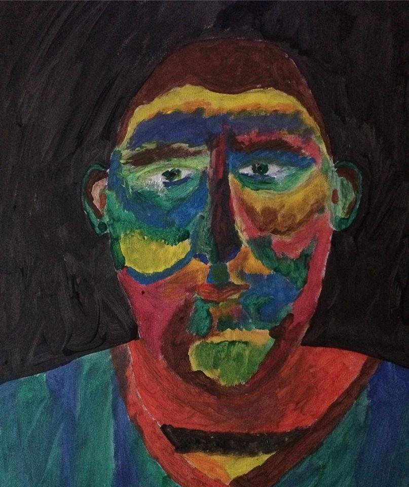 Self portrait from Denis Batinic