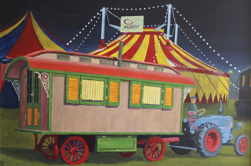 Großer Zirkus