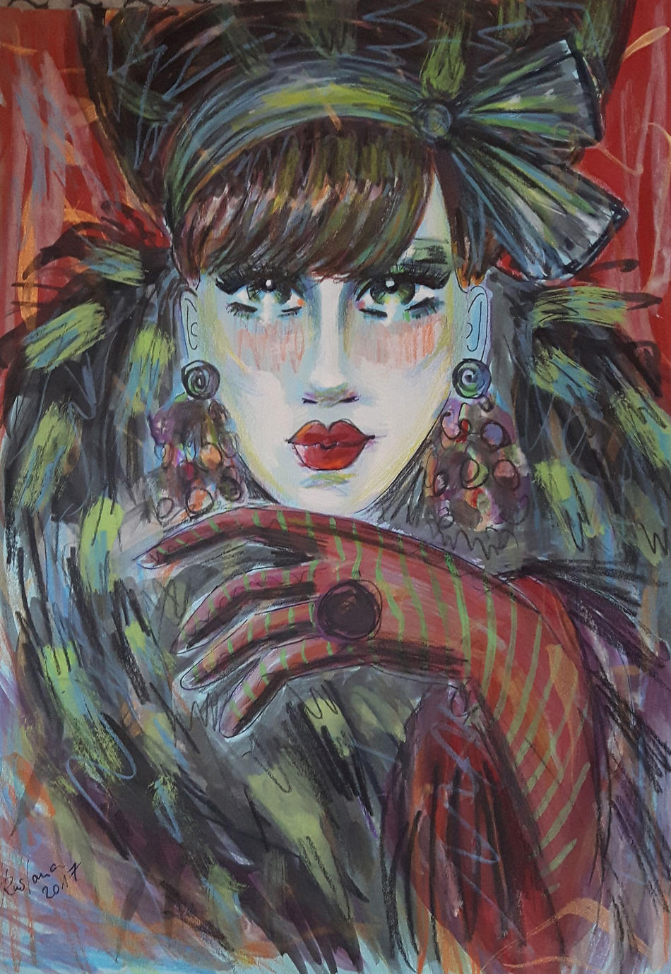 Ruslana Eisenschmidt art