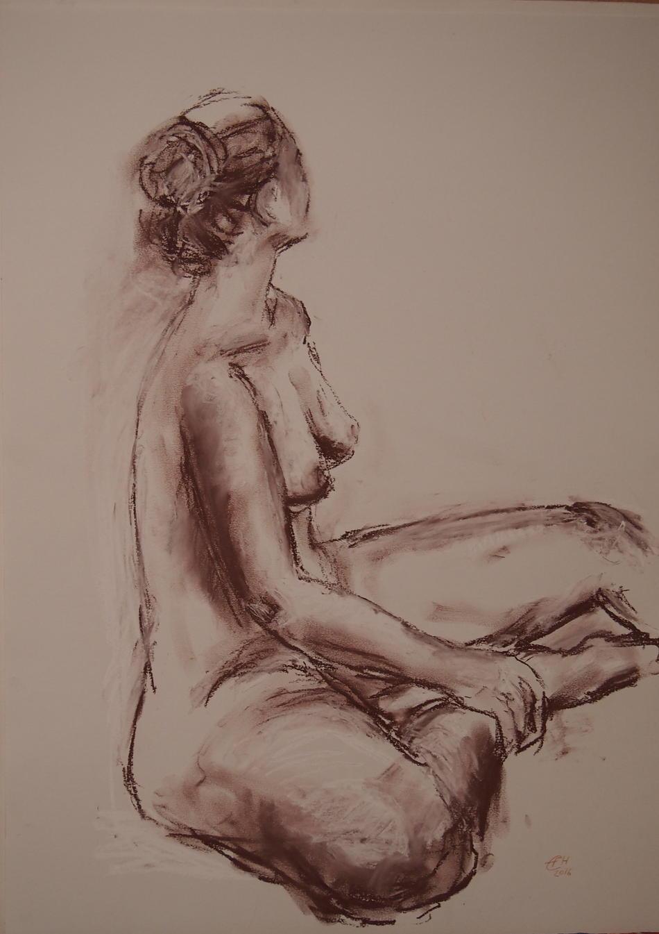 Pastel Nude