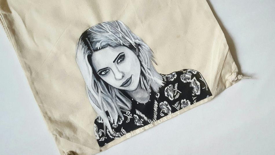 Ashley Benson Portrait