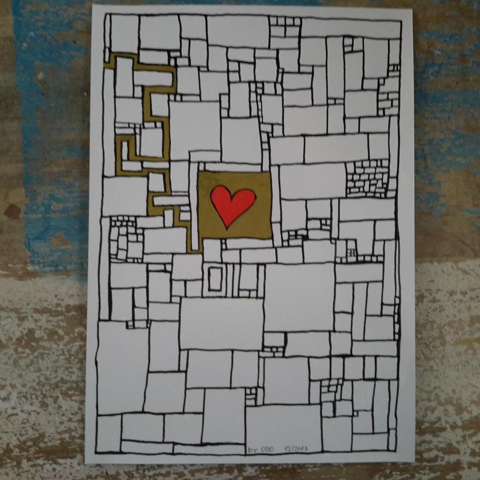 Bricks around your Heart