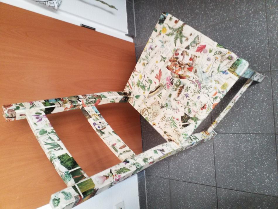 Pflanzenstuhl