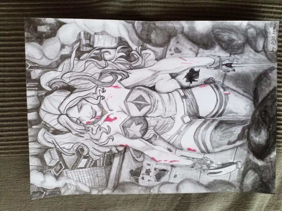 Angry Harley Quinn 2