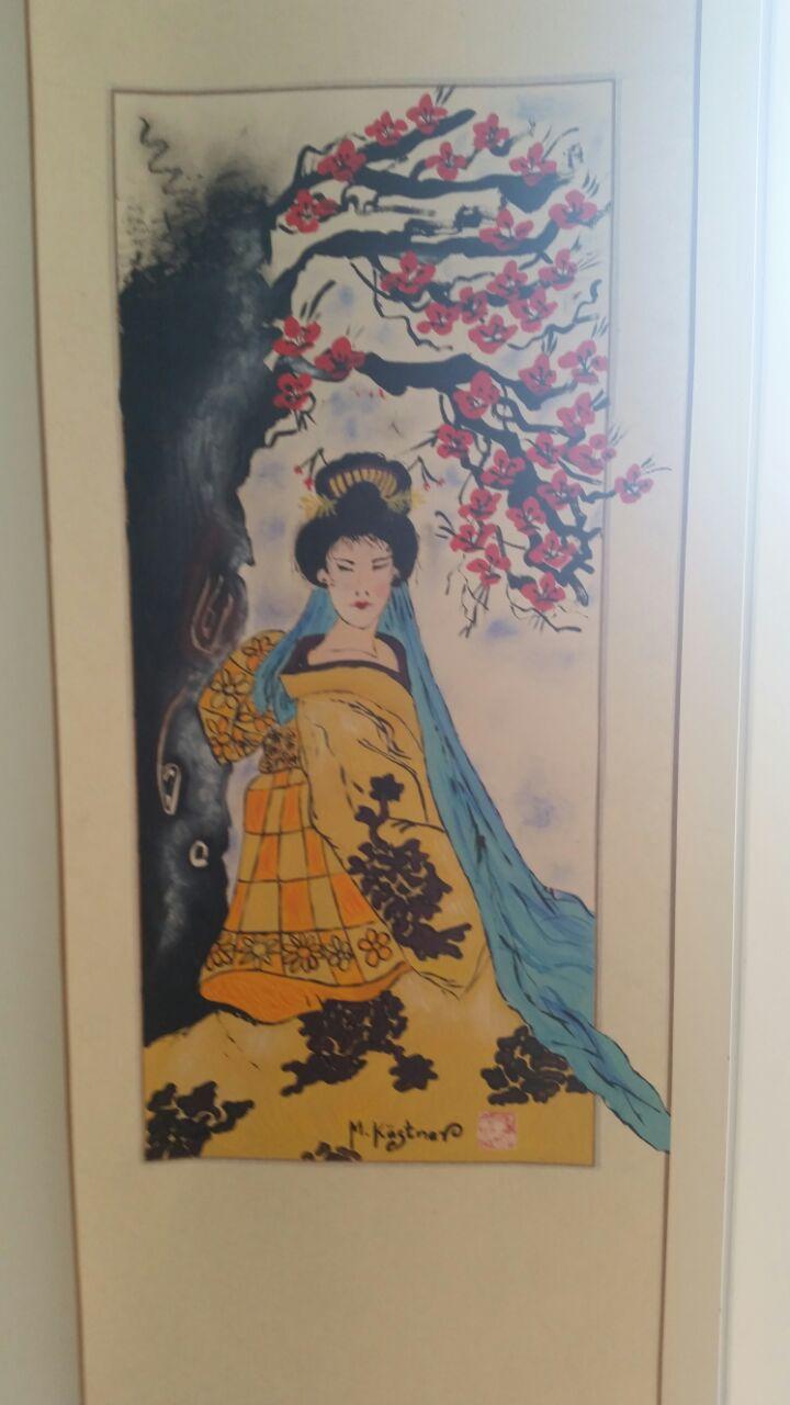 Japan colour