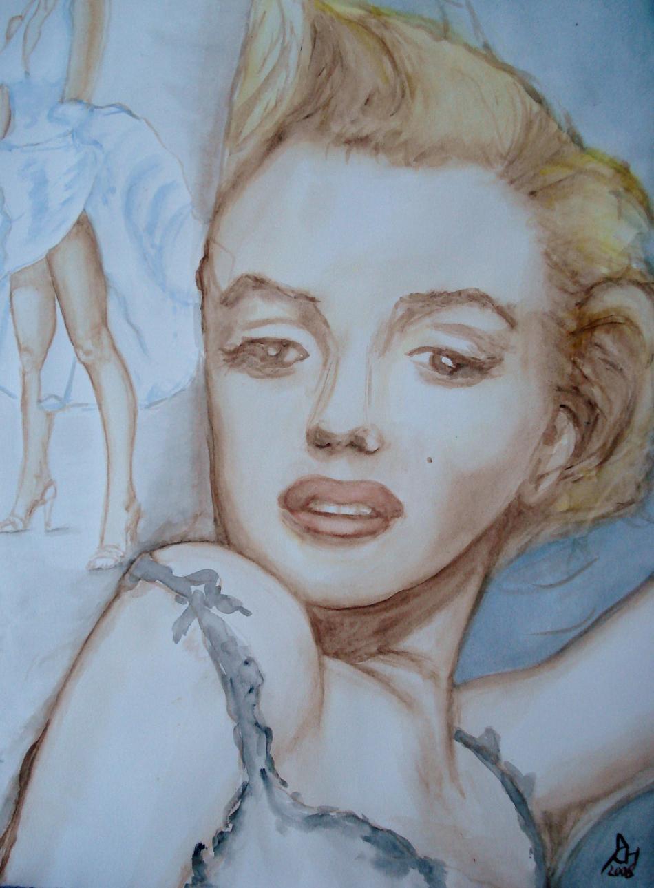 Wo bist Du, Marilyn ?