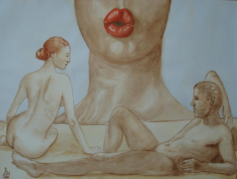 Adam & Lilith