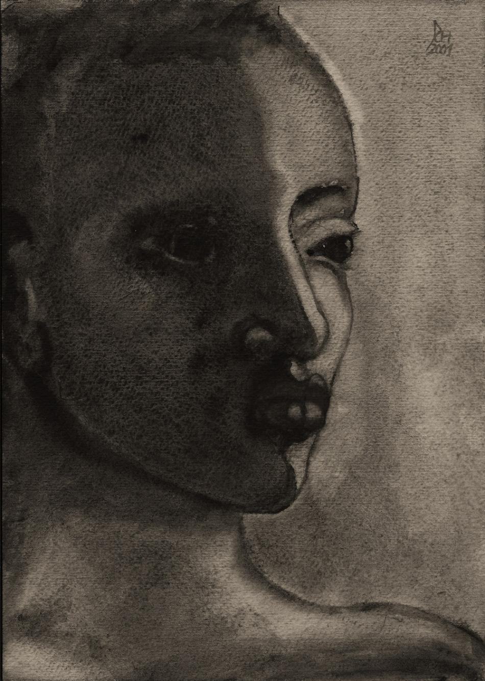 Das zweite Gesicht